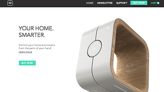Home & Decor website templates - Home Tech Store