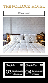 Hotels & B&Bs website templates – Retro Hotel