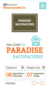 Appartamenti e Ostelli template – Backpackers Hostel