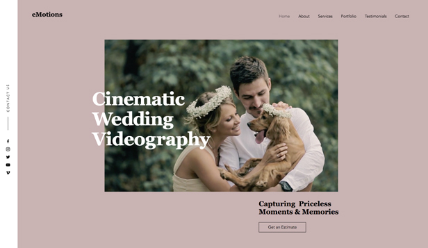 Video template – Videomaker per matrimoni
