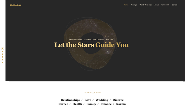 Business template – Astrologo