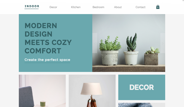 Ev ve Dekorasyon website templates – Ev Dekorasyonu