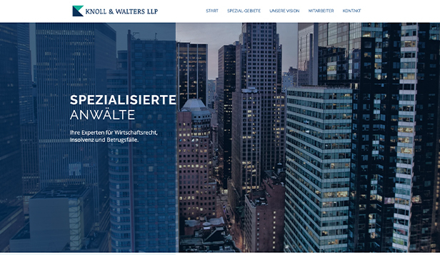 Alle website templates – Anwaltskanzlei