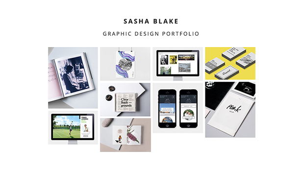 Design website templates – Grafisk designer