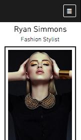 Templates de site web pour Mode - Styliste de Mode