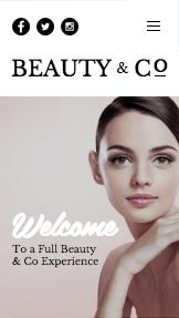 Beauty Hair Website Templates Wix Com