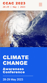 Ideell verksamhet website templates – Climate Change Conference