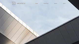 All website templates - Architect Company