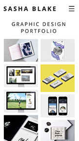 Portfolio template – Portfolio Graphic Design