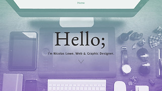 Graphic & Web website templates - Web Design Portfolio