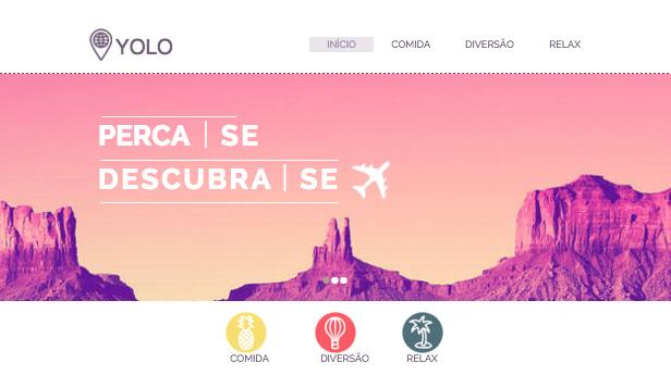 Templates De Viagem E Turismo Wix Com