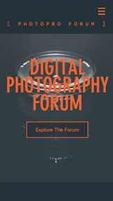 Forum en ligne website templates – Forum photographie numérique