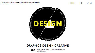 Graphic & Web website templates - Graphic Design Studio
