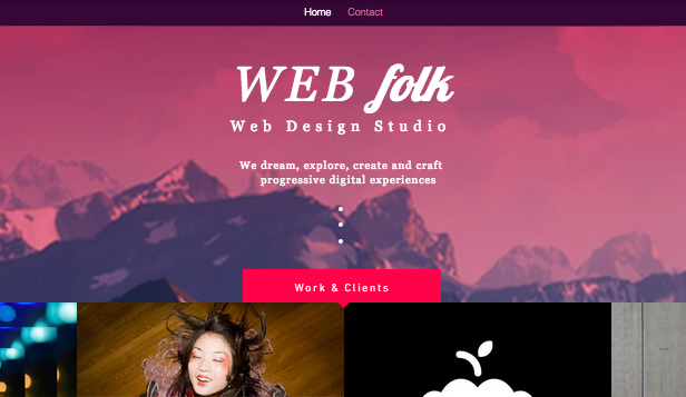 Design website templates – Studio for webdesign