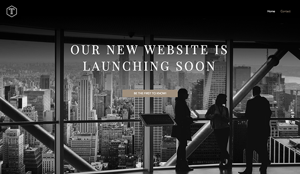 Business template – Business coming soon
